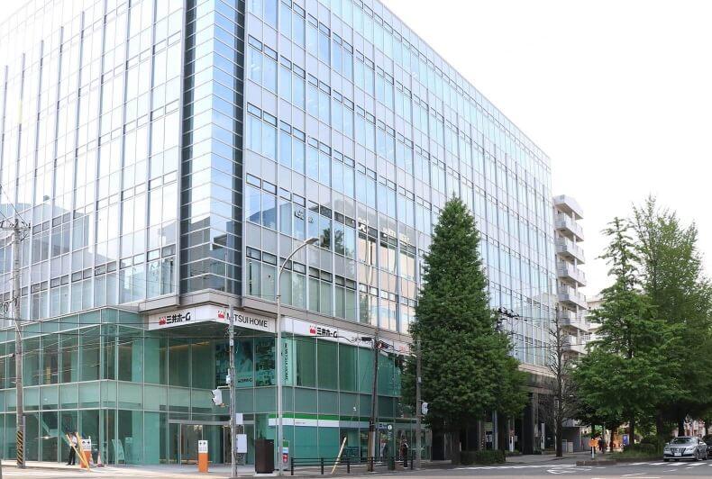 仙台本社建物